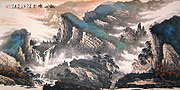 Chinese landscape paintings - The Autumn