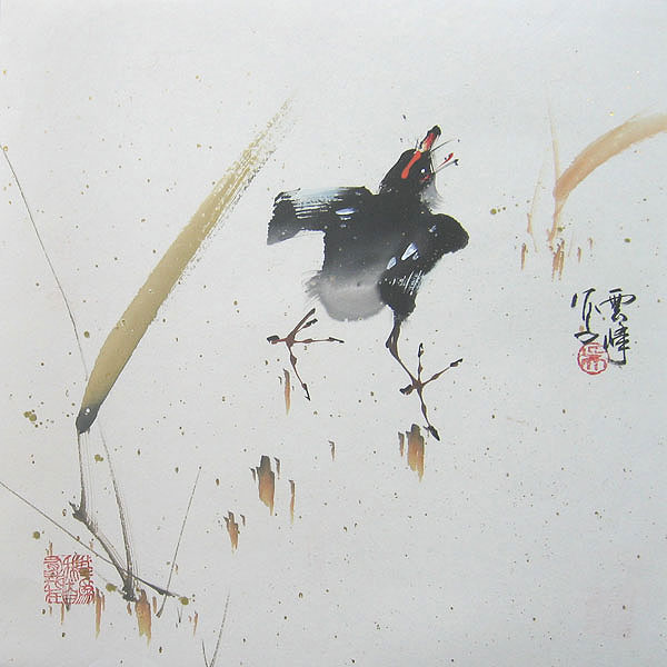 Chinese bird paintings - Bird