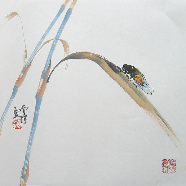 Chinese miscellaneous paintings - The Autumn