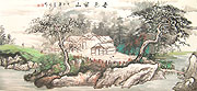 Chinese landscape paintings - Homeland