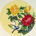 Chinese bird paintings - Birds and Flowers