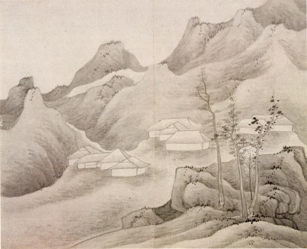 Paintings Of Qing Dynasty 1644 1840